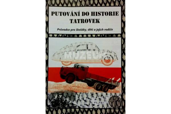 Pracovní sešit - Putování do historie tatrovek