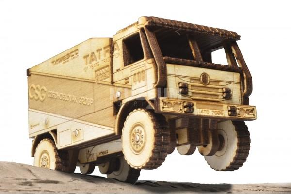Dřevěný model T 815 DAKAR