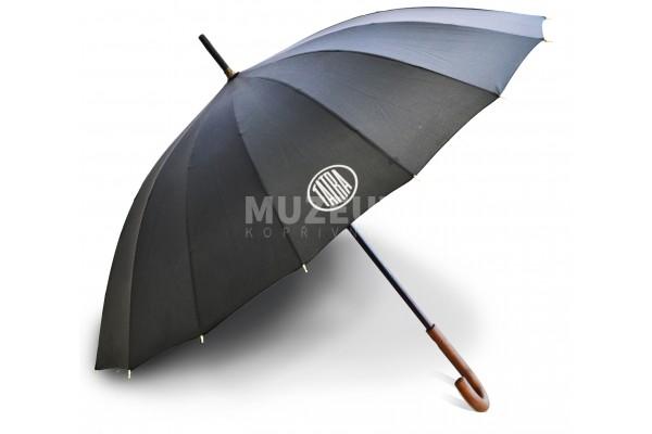 Černý deštník logo Tatra