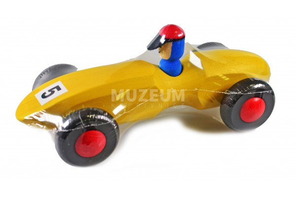 Dřevěná hračka - formule