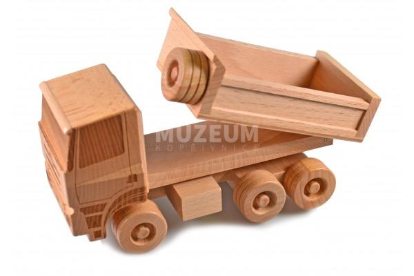 Dřevěná hračka - Phoenix
