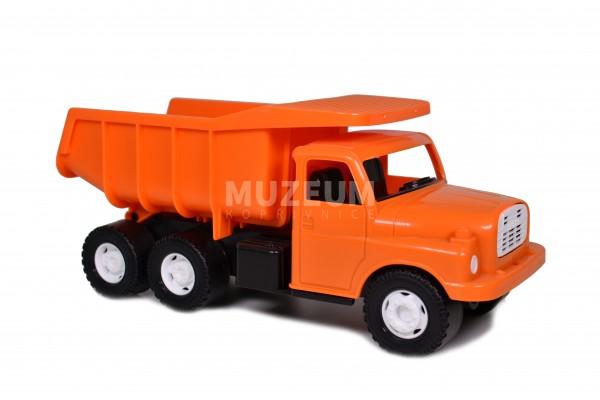Plastové auto T 148, oranžové