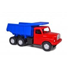 Plastové auto T 148, modro-červené