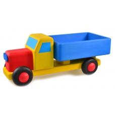 Dřevěná hračka - nákladní auto