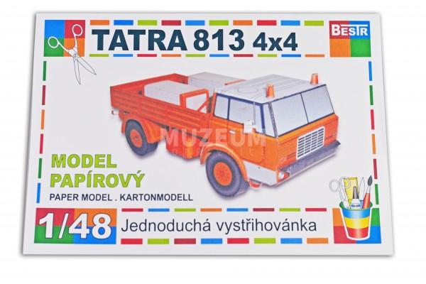 Vystřihovánka model T813 4x4