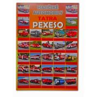 PEXESO hasičské automobily