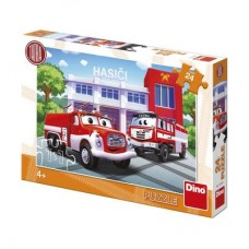 Puzzle Tatra hasiči