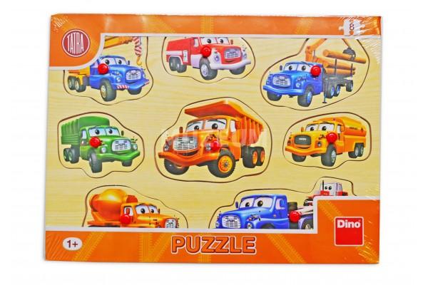 Puzzle 1+ vkládačka