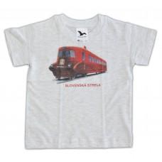 Dětské tričko - Slovenská Strela