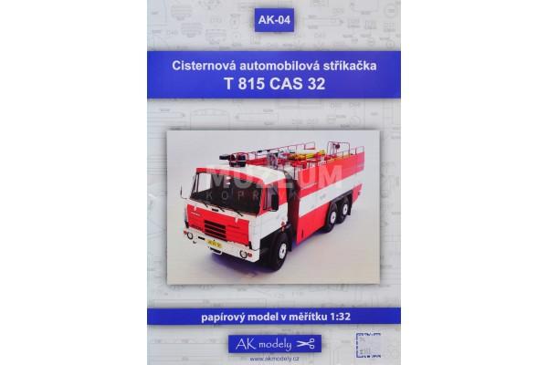 Vystřihovánka T 815 CAS 32
