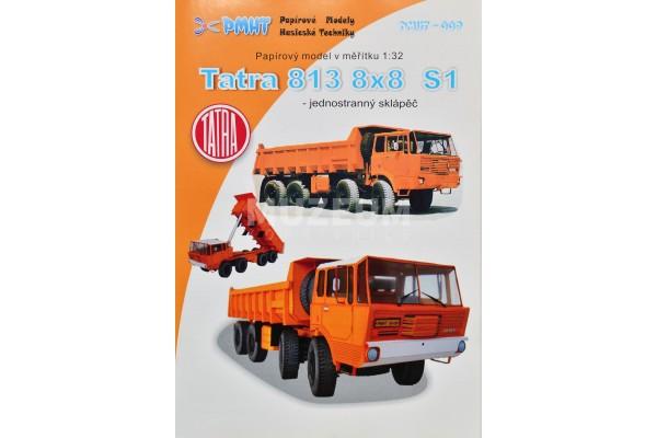 Vystřihovánka T 813 8x8 S1