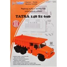 Vystřihovánka - T 148 S1 6x6