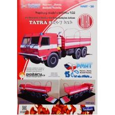 Vystřihovánka - T 815-7 6x6