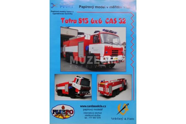 Vystřihovánka T 815 6x6 CAS 32