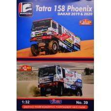 Tatra 158 Phoenix - Dakar 2019 a 2020