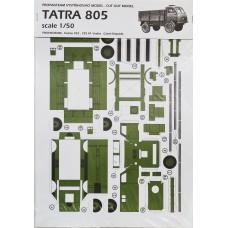 Vystřihovánka - T805