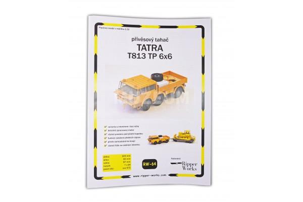 Vystřihovánka T 813 TP 6x6