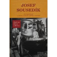 Kniha Josef Sousedík