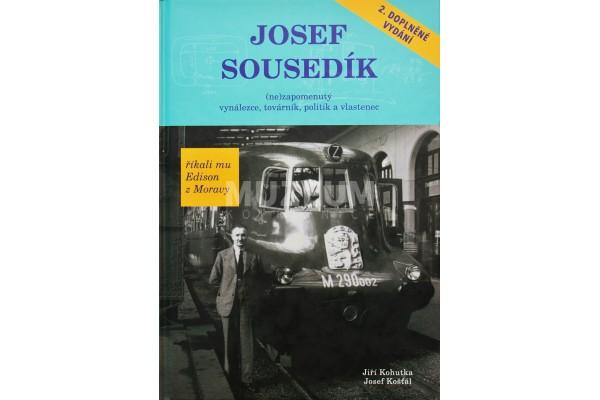Kniha Josef Sousedík, 2. doplněné vydání