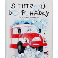 Kniha pro děti - S Tatrou do pohádky