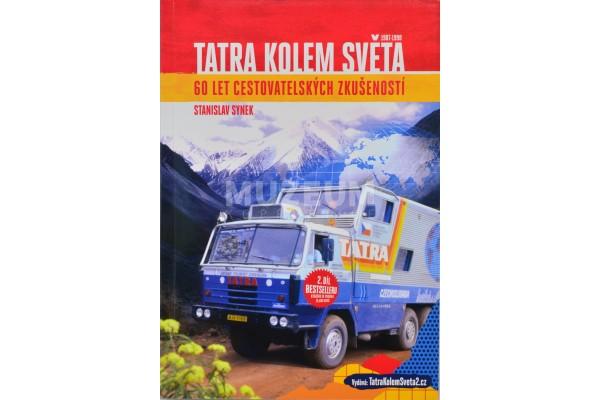 Kniha Tatra kolem světa, 60 let cestovatelských zkušeností