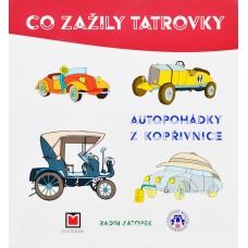 Kniha Co zažily Tatrovky