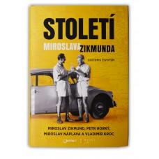 Kniha Století Miroslava Zikmunda (speciální edice kniha + film)