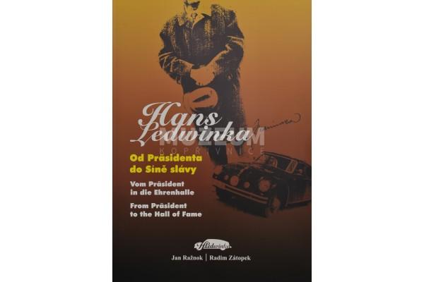 Kniha Hans Ledwinka AJ, NJ, ČJ / sleva!!!
