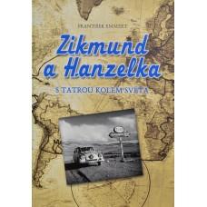 Kniha Zikmund a Hanzelka