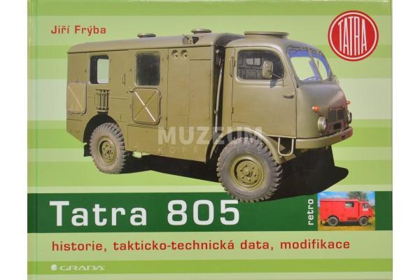 Kniha Tatra 805