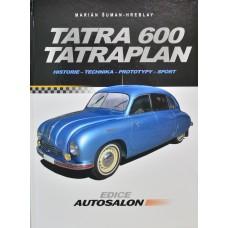 Kniha Tatra 600 Tatraplan
