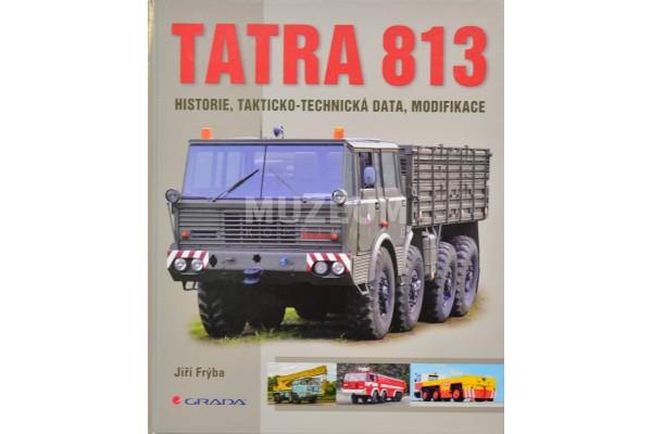 Kniha T 813