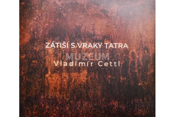 Kniha Zátiší s vraky TATRA