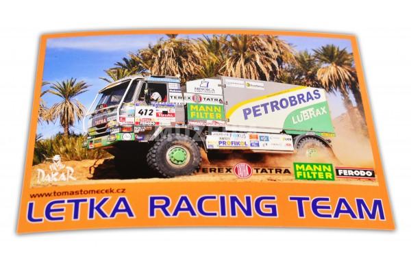Pohlednice Letka Racing Team
