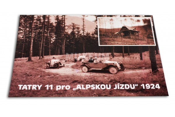 Pohlednice Tatry 11