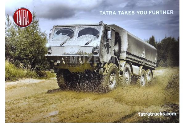 Plakát Tatra Force