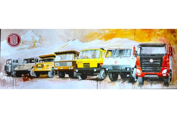 Plakát širokoúhlý - kolekce Tater