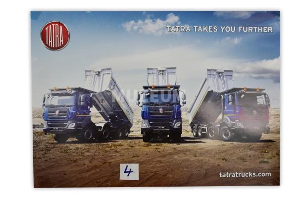 Plakát Tatry modré