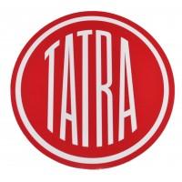 Nálepka logo Tatra - 5 cm