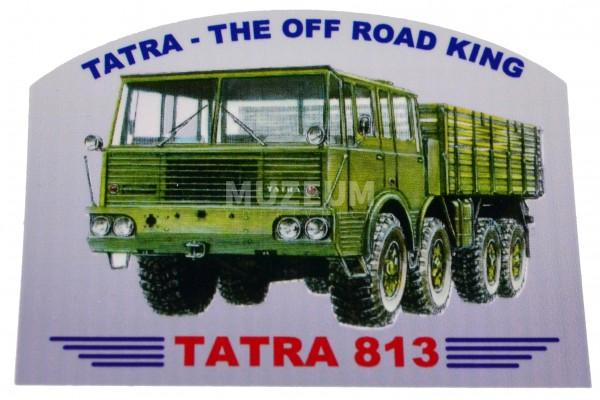 Nálepka barvená T 813