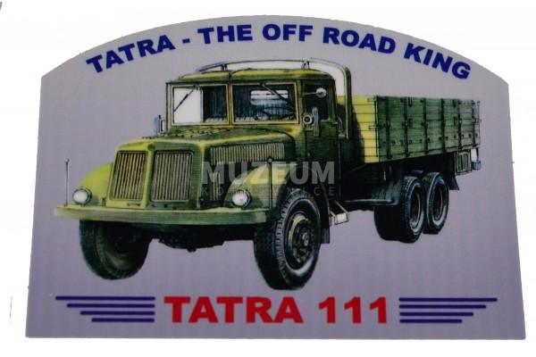 Nálepka barevná T 111