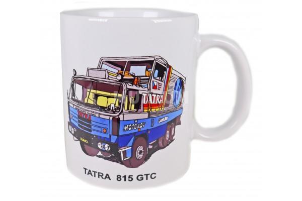 Hrnek Tatra GTC barevný