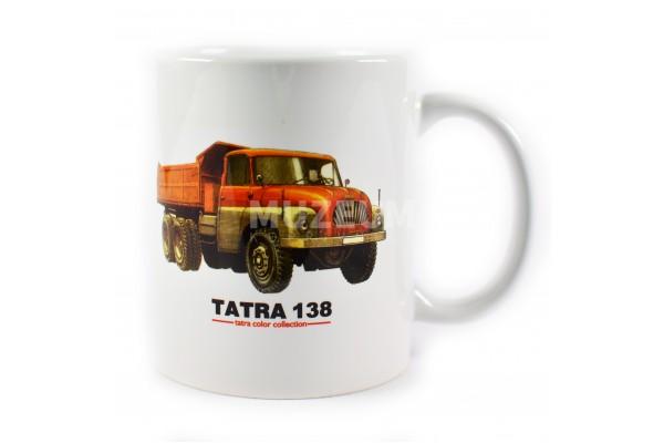 Barevný hrnek - T 138