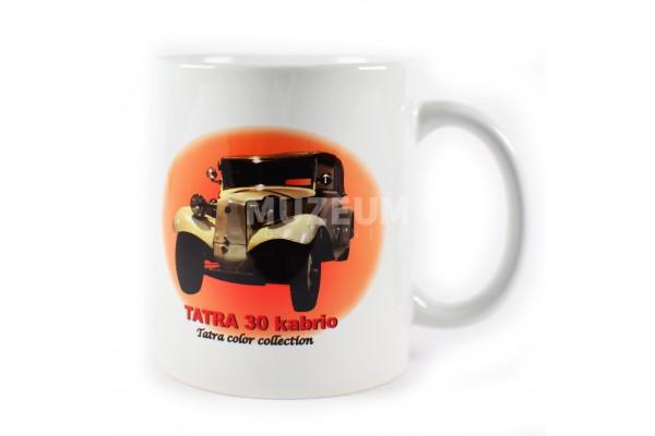 Barevný hrnek - T30 Kabrio