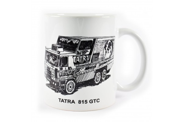 Hrnek Tatra GTC