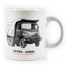 Hrnek Tatra Jamal