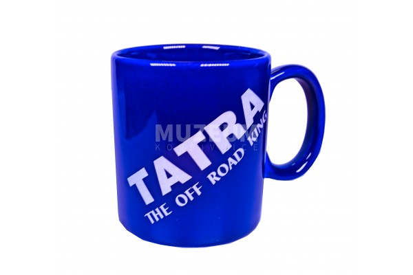 Hrnek modrý Tatra