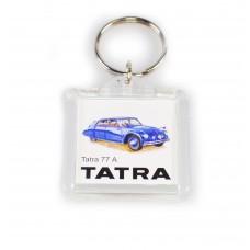 Plastová klíčenka T 77A