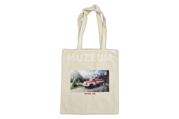 Plátěná taška - hasiči