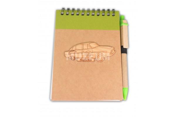 Zelený zápisník